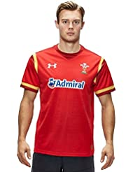 Under Armour Wales 2016/17 Home Rugby Shirt