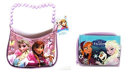 Disney Frozen Anna et Elsa et sac à main Coffret cadeau