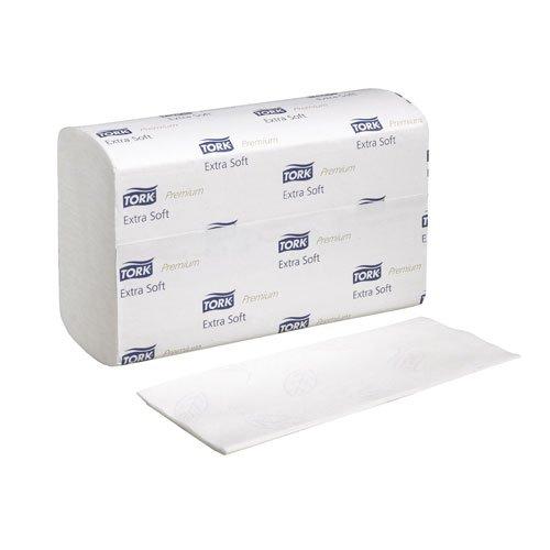 Tork 100297Xpress Premium Extra Soft 2lagig Interfold Handtücher, weiß (Papier-handtuch-refill)