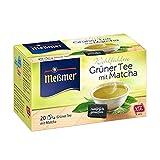 Meßmer - Grüner Tee Matcha - 20Bt/30g