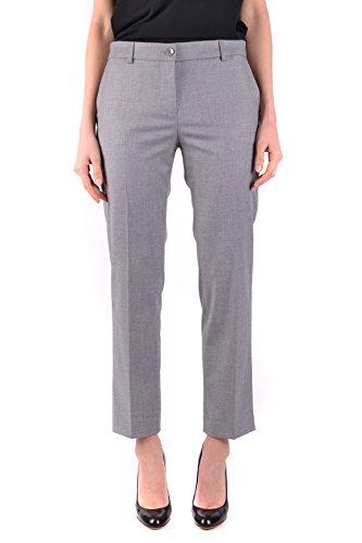Blumarine BLUGIRL EZBC103029 Damen Grau Polyester Hose