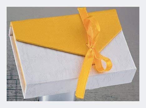 Club green scatola rettangolare, bianco, confezione da 10