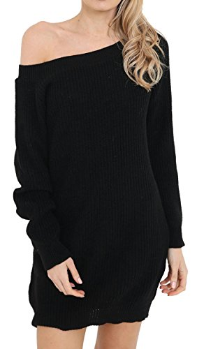 Candy Floss Fashion -  Maglione  - Donna Black