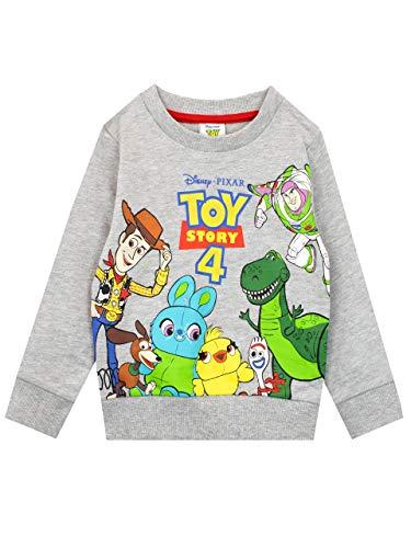 Disney Sudadera niños Toy Story Gris 6-7 Años