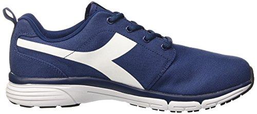 Diadora Unisex-Erwachsene J Run Trainingsschuhe Blu (60024 Blu Estate)