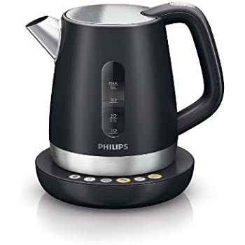 Philips HD9380/20  Bollitore con controllo digitale della temperatura -Avance Collection -