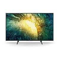 تلفزيون ذكي بنظام اندرويد مقاس 49 بوصة بدقة 4 كيه الترا اتش دي ومجال ديناميكي عال من سوني موديل KD-49X7500H