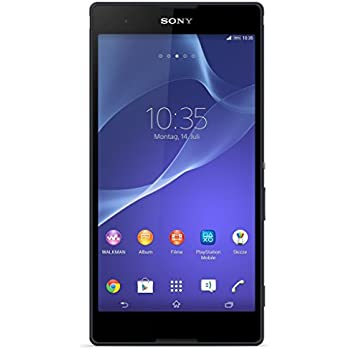 "Sony Xperia T2 Ultra 1281-3564 8GB 4G Black - Smartphone (15,240 cm (6""), 1280 x 720 Pixeles, TFT, 1,4 GHz, Qualcomm Snapdragon, 1024 MB)"