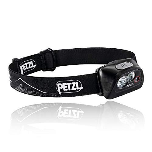 Petzl E099GA00 Lampe Frontale ACTIK Core, 4.5 W, Noir, Unique
