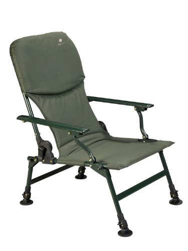 JRC Contact Recliner Chair Stuhl Karpfenstuhl Angelstuhl Carp Chair Carpchair