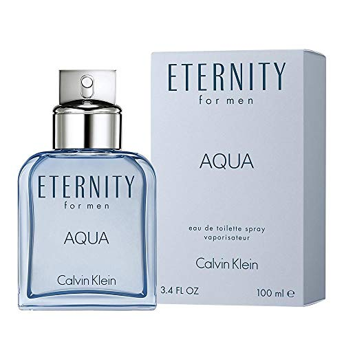 Calvin Klein Eternity Men Aqua, homme/man, Eau de Toilette, 100 ml -