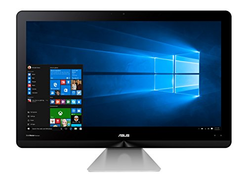 Asus ZN240ICUK-RA018T Ordinateur de bureau tout-en-un 23,8'' Gris (Intel Core i5, 8 Go de RAM, 1 To, Intel HD Graphics, Windows 10 Home)