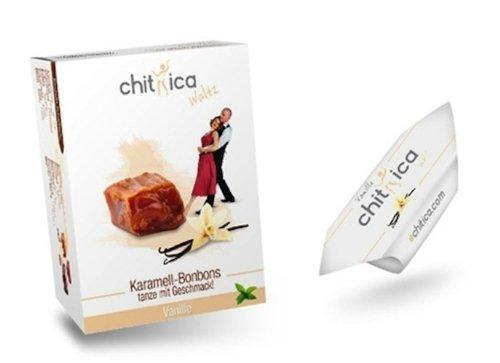 Chitica Vanille Karamellbonbons, 2er Pack (2 x 300 g)