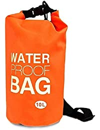 TilesPalace 10 Litter Waterproof Dry Bag for Outdoor, Sports, Swimming and Camping