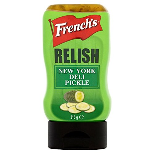 French\'s New York Deli Pickle Relish 315g