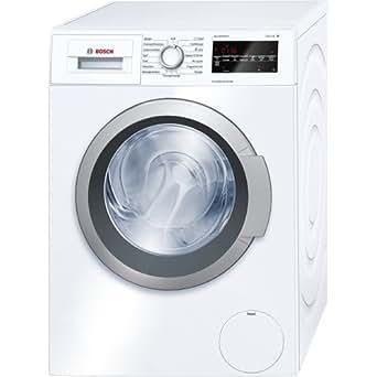 Bosch WAT32480FF Autonome Charge avant 9kg 1600tr/min A+++-30% Blanc machine à laver - machines à laver (Autonome, Charge avant, Blanc, Gauche, LED, 90°)