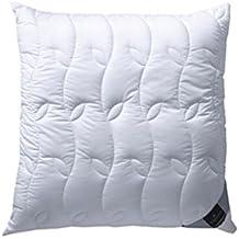 Billerbeck 123 Belair Oreiller, AIRTECmicro (70% polyester, 30% Tencel), blanc, 40 x 40 cm