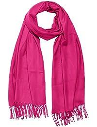 39c6e1c2e6d4 Amazon.fr   Rose - Packs bonnet, écharpe et gants   Accessoires ...