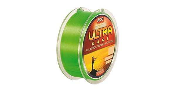 Asso Monofile Angelschnur Ultra Cast 1000m 0,30mm 7,50 kg Green