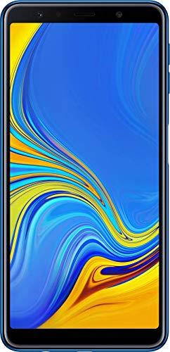 Samsung Galaxy A7 (Blue, 64 GB) (4 GB RAM)
