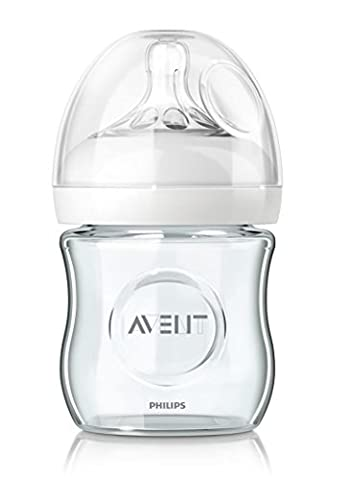 Philips AVENT Biberon Natural verre 120ml