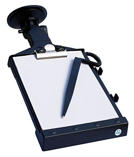 Preisvergleich Produktbild Cora 000120741 Notizblockhalter groß mit Saugnapf und LED-Beleuchtung