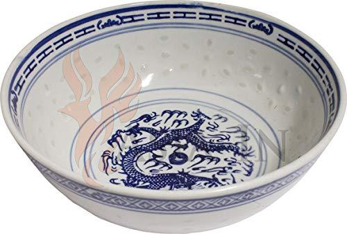 Schale aus Porzellan 20cm China Schale China Schüssel