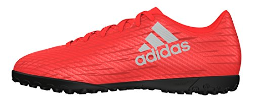adidas Herren X 16.4 TF Fußballschuhe Rojo (Rojsol / Plamet / Roalre)