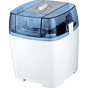 4 1 Creatore di gelato, Congelati frullato di latte yogurt Macchina Refrigeratore per bottiglie Gino Gelati IC-30