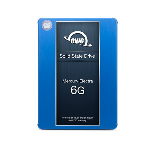 "OWC Mercury Electra 6G 500GB 500GB 2.5"" Serial ATA III - internal solid state drives (500 GB, 2.5"", Serial ATA III, 6 Gbit/s)"