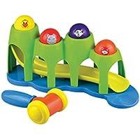 Happy Baby 502131Ball Slide Hammer Bench preisvergleich bei kinderzimmerdekopreise.eu