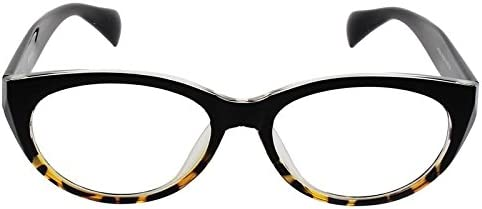 Cateye Sepctacle Frame For Girls|Women.Leopard Print Frame.