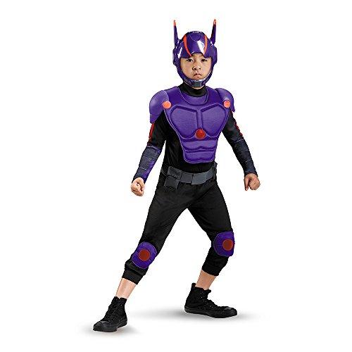 Kostüm Disney Hero Big 6 - Disguise Hiro Deluxe Costume, X-Small (3T-4T)