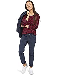 TOM TAILOR für Frauen pants / trousers Tapered Relaxed
