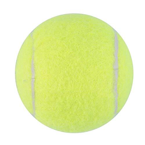 Tree-on-Life Grüne Tennisbälle Sportturnier Spaß im Freien Cricket-Strandhund Ideal für die Beach-Cricket-Tennis-Praxis Langlebig