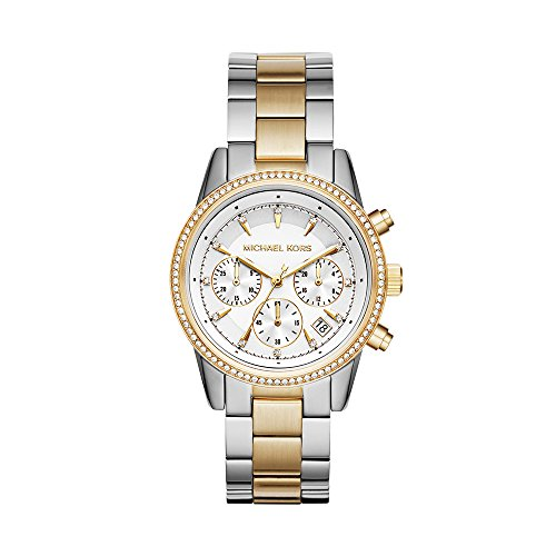 Michael Kors Ritz Ladies Watch Chronograph MK6474