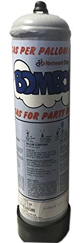 Zeus Party - Bombona de helio para globos