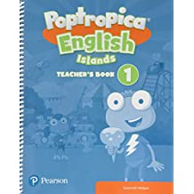 Poptropica English Islands Level 1 Handwriting Teacher's Book with Online World Access Code + Test Book pack