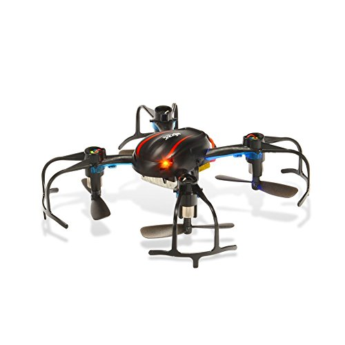 RCtown-MJX-X902-Mini-RC-Drone-Helicopter-24GHz-Radio-Control-RC-Quadcopter-4CH-6-Axis-Gyro-360-degree-3D-Rolling-and-LED-Night-Lights-Black
