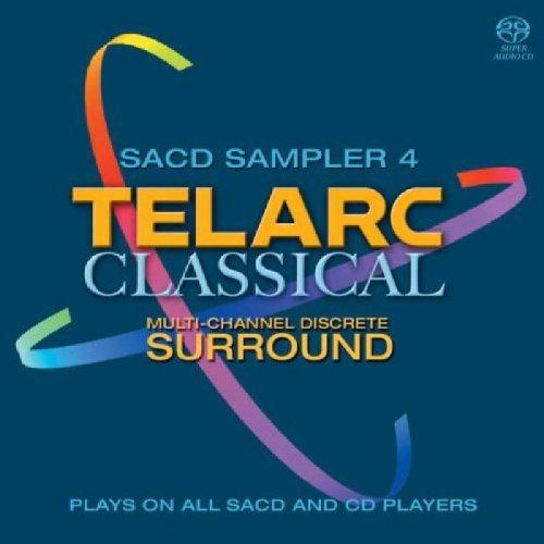 Telarc Klassik Sacd Sampler 4