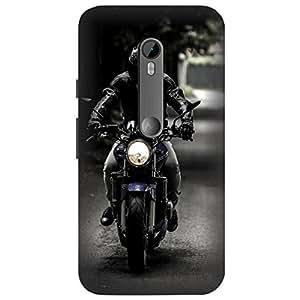 Koolbug Pulsar Hard Polycarbonate Designer Back Case Cover For Motorola Moto G Turbo Edition