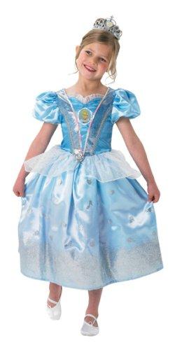 Rubie's 3 880030 S - Cinderella Glitter Kostüm, Größe S