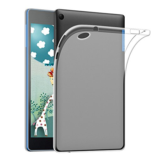 WiTa-Store - Cover Morbida in Silicone TPU per Lenovo Tab3 7 Plus TB-7703 F/X