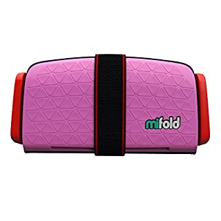 mifold, The Grab-and-Go Child Restraint, Perfect Pink