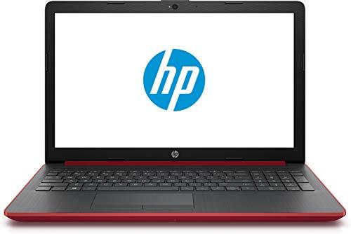 "Price comparison product image PORTÃTIL HP 15-DA0742NS - I5-7200U 2.5GHZ - 8GB - 1TB - 15.6"" / 39.6CM HD - HDMI - BT - W10 HOME - ROJO ESCARLATA"