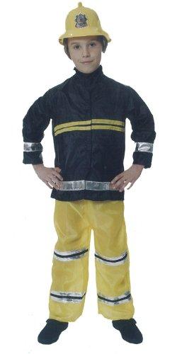 Imagen de fireman  disfraz de bombero infantil, talla 7  9 años u24 031  alternativa