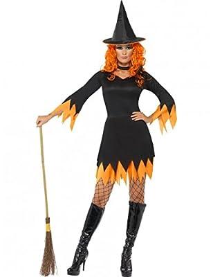 Sorcière - Adulte Costume de déguisement Halloween