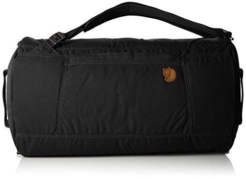 FJÄLLRÄVEN Splitpack Large Rucksack, Black, 58 x 33 x 33 cm, 55 L