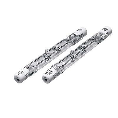 FN-Light-Quarzhalogenlampe, R7s, 78mm, 48W von SLV - Lampenhans.de