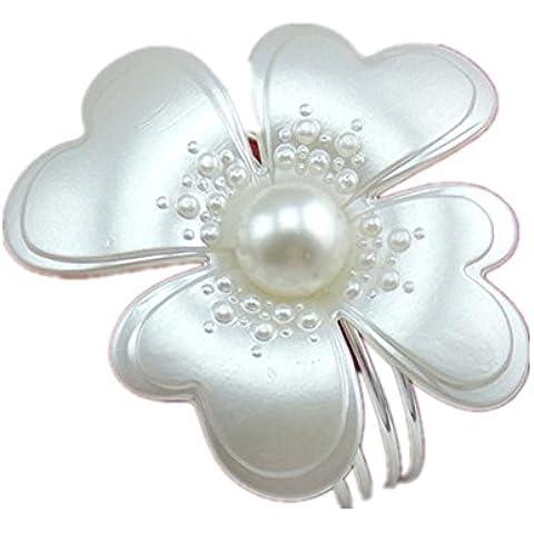 Albergo stoviglie tovagliolo banchetto di nozze tabella tovagliolo di stoffa anello bocca anelli strass argento deduzione pasto ampio anello 30pcs